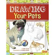 Drawing Your Pets by Colich, Abby; Azzalin, Stefano, 9781491421345