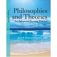 Philosophies and Theories for Advanced Nursing Practice by Butts, Janie B.; Rich, Karen L., 9781284041347