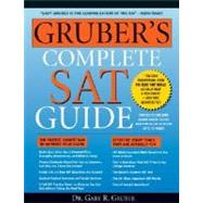 Gruber's Complete Sat Guide 2008 by Gruber, Gary R., 9781402211348