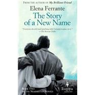 The Story of a New Name by Ferrante, Elena; Goldstein, Ann, 9781609451349