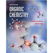 Organic Chemistry by Loudon, Marc; Parise, Jim, 9781936221349