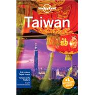 Lonely Planet Taiwan by Kelly, Robert; Chow, Chung Wah, 9781742201351