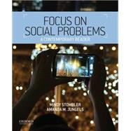 Focus on Social Problems A Contemporary Reader by Stombler, Mindy; Jungels, Amanda M., 9780199321353