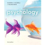 Psychology (paperback) by Ciccarelli, Saundra K.; White, J. Noland, 9780205011353