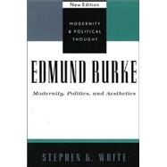 Edmund Burke by White, Stephen K., 9780742521353