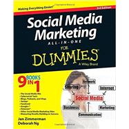 Social Media Marketing All-in-one for Dummies by Zimmerman, Jan; Ng, Deborah, 9781118951354