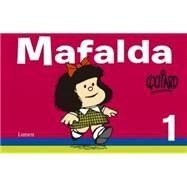 Mafalda 1 by Quino, 9786073121354