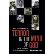 Terror In The Mind of God by Juergensmeyer, Mark, 9780520291355