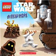 A New Hope: Episode 4 (LEGO Star Wars: 8x8) by Landers, Ace, 9780545801355