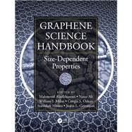 Graphene Science Handbook: Size-Dependent Properties by Aliofkhazraei; Mahmood, 9781466591356