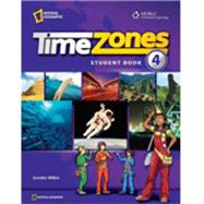 Heinle/Ng Time Zones Stud Book Combo Split 4A by Wilkin, 9781424061358