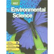 Holt Environmental Science by Arms, 9780030781360