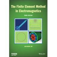 The Finite Element Method in Electromagnetics by Jin, Jianming, 9781118571361