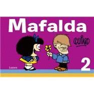 Mafalda 2 by Quino, 9786073121361