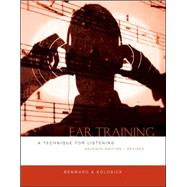 Ear Training, Revised by Benward, Bruce; Kolosick, J. Timothy, 9780073401362