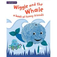 Wiggle and the Whale (An Alphaprints Picture Book) A book of funny friends by Priddy, Roger, 9780312521363