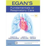 Egan's Fundamentals of Respiratory Care by Kacmarek, Robert M., Ph.D., 9780323341363