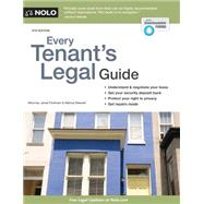 Every Tenant's Legal Guide by Portman, Janet; Stewart, Marcia, 9781413321364