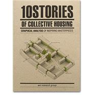 10 Stories Of Collective Housing by A+T Research Group, 9788461641369