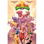 Mighty Morphin Power Rangers 5 by Higgins, Kyle; Ferrier, Ryan; Prasetya, Hendry; Bachan; Campbell, Jamal (CON), 9781684151370