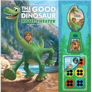 The Good Dinosaur Movie Theater Storybook by Scollon, Bill (ADP); Disney Storybook Art Team, 9780794431372