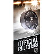 Official Rules of the Nhl 2015-2016 by National Hockey League, 9781629371375