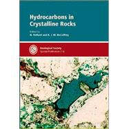 Hydrocarbons in Crystalline Rocks by Geological Society Publishing, 9781862391376