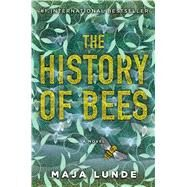 The History of Bees by Lunde, Maja, 9781501161377