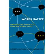 Words Matter by Keating, Elizabeth; Jarvenpaa, Sirkka L., 9780520291379