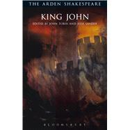 King John Ed3 Arden by Shakespeare/Tobin, 9781904271383