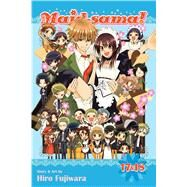 Maid-sama! (2-in-1 Edition), Vol. 9 Includes Vols. 17 & 18 by Fujiwara, Hiro, 9781421581385