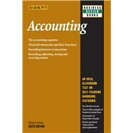 Accounting by Eisen, Peter J., 9781438001388
