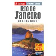 Insight Pocket Guide Rio De Janeiro And Its Coast by Wynne-Jones, Liz, 9789812581389