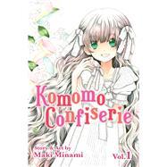 Komomo Confiserie 1 by Minami, Maki, 9781421581392