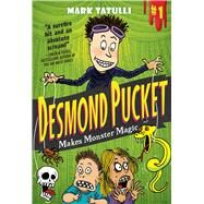 Desmond Pucket Makes Monster Magic by Tatulli, Mark, 9781449471392
