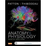 Anatomy and Physiology by Patton, Kevin T., 9780323341394