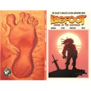 Bigfoot - Sword of the Earthman 1 by Henaman, Josh S.; Taylor, Andy (CON); Bonvillain, Tamra (CON), 9781632291394