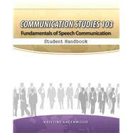 Communication Studies 103 9781465281395U
