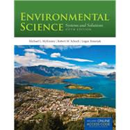 Environmental Science by McKinney, Michael L.; Schoch, Robert M.; Yonavjak, Logan; Zell, Stacy (CON), 9781449661397