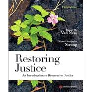 Restoring Justice: An Introduction to Restorative Justice by Strong; Karen, 9781455731398