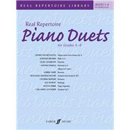 Real Repertoire Piano Duets by Brown, Christine, 9780571531400