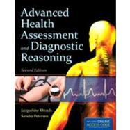 Advanced Health Assessment and Diagnostic Reasoning by Rhoads, Jacqueline, 9781449691400