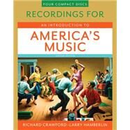 Recordings for an Introduction to America's Music, Second Edition by W. W. NORTON, 9780393921403
