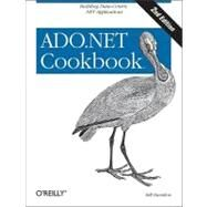 ADO. NET 3. 5 Cookbook by Hamilton, Bill, 9780596101404
