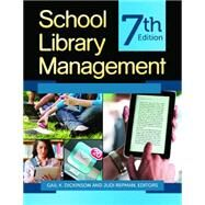 School Library Management by Repman, Judi; Dickinson, Gail, 9781610691406