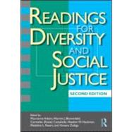 Readings for Diversity and Social Justice : An Anthology on Racism, Sexism, Anti-Semitism, Heterosexism, Classism, and Ableism