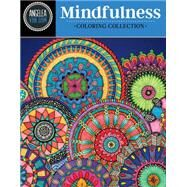 Hello Angel Mindfulness Coloring Collection by Van Dam, Angelea, 9781497201408