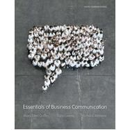 Essentials of Business Communication, 8th Edition by Guffey, 9780176531409