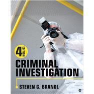 Criminal Investigation by Brandl, Steven G., 9781506391410