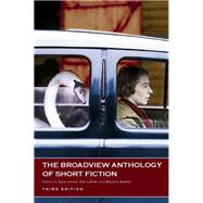 The Broadview Anthology of Short Fiction by Levine, Sara; Lepan, Don; Mather, Marjorie, 9781554811410